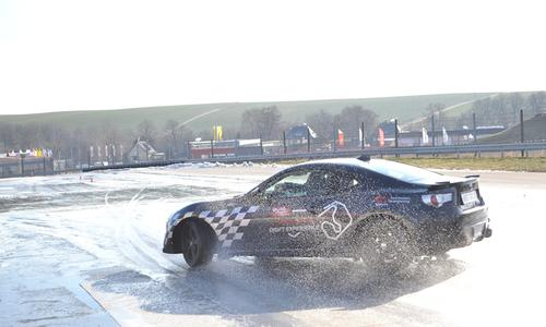 Drifting course