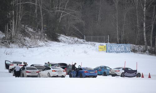 Snowdriving experience - Galerie #11