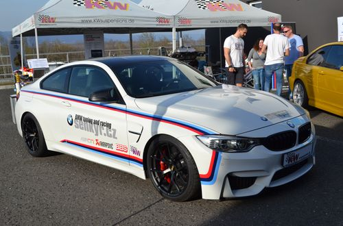 BMW M II sraz Most 31.3.2017