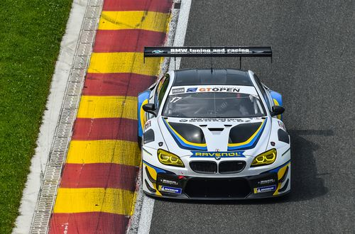 1718 06 21 | International GT Open SPA Francorchamps 7.-10.6.2018