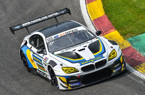 1718 06 74 | International GT Open SPA Francorchamps 7.-10.6.2018