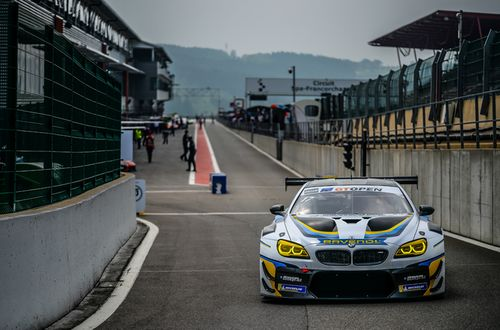 1718 08 153 | International GT Open SPA Francorchamps 7.-10.6.2018