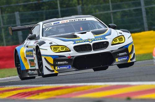 1718 12 51 | International GT Open SPA Francorchamps 7.-10.6.2018