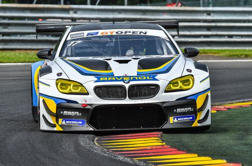 1718 12 181 | International GT Open SPA Francorchamps 7.-10.6.2018
