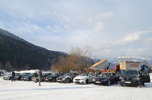 Snowdriving - Lungauring 15.-16.1.2018
