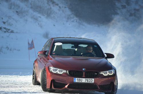 Snowdriving Lungauring 14.-15.1.2020