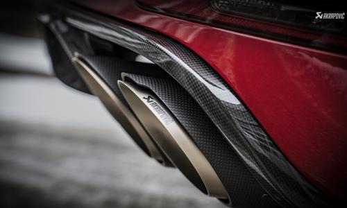 Exhausts BMW M2 F87 COMPETITION