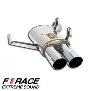 Rear exhaust Supersprint