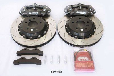 Rear brake kit AP Racing for Trackday/Track and 18 wheels