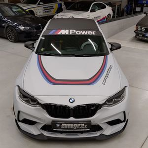 Front spoiler BMW M2 CS Racing