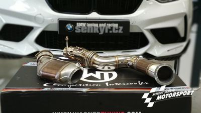 Downpipe-Kit BMW M2/M3/M4 F80/82/83/87 200CPSI EU6