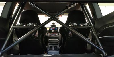 Clubsport safety cage