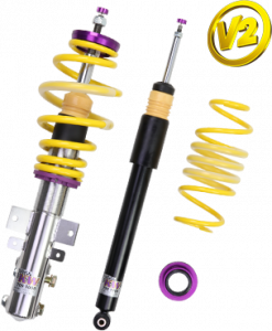 KW Coilover Variant 2 inox