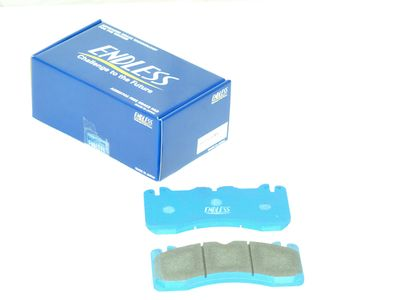Set of front pads Endless  MX72/ME20/ME22 - replacement for OEM brake pads (standard steel brake discs)
