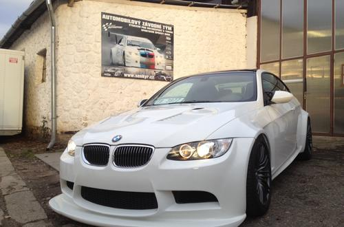BMW M3 E92 GT4 trackday - 1