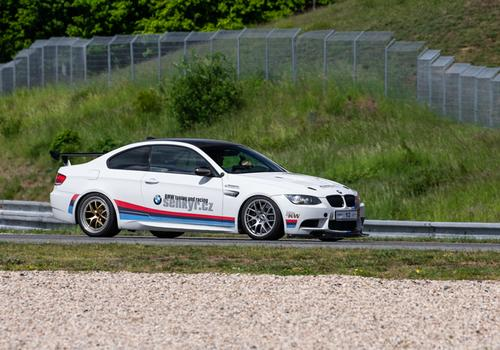 M3 E92 GT4 Trackday
