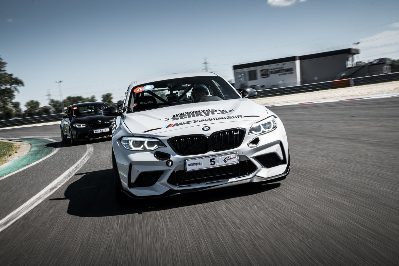 Events with BMW M2 Competition Trackday Evo - Další #