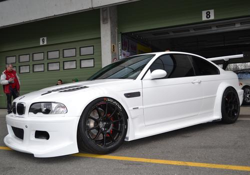 BMW M3 E46 Trackday Widebody