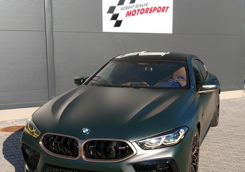 BMW M8 Grand Coupe/ M8 Competition